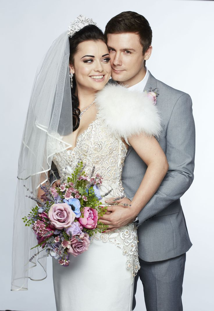 EastEnders: Ryan Malloy makes a surprise return to Walford for sister Whitneys wedding!