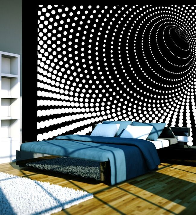 Abstract Background 3d Favorites Decor Wallpaper