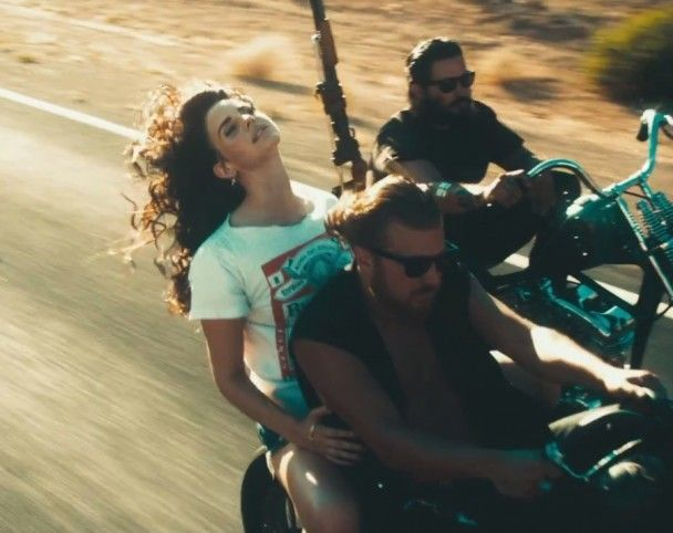 GREAT video, 'Ride', by Lana Del Rey!