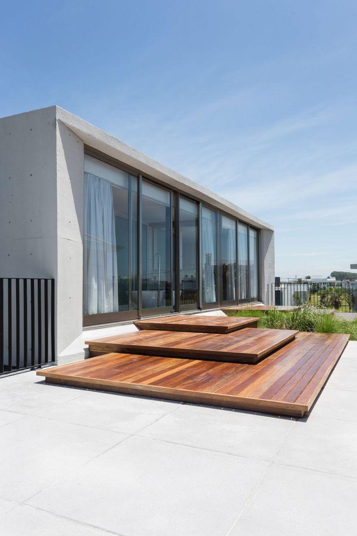 Arquitetura Nacional Designs An Open Space Private Residence In Xangri Lá,  Brazil