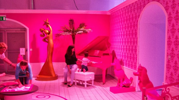 52 Best Barbie Dream House Moa Images On Pinterest