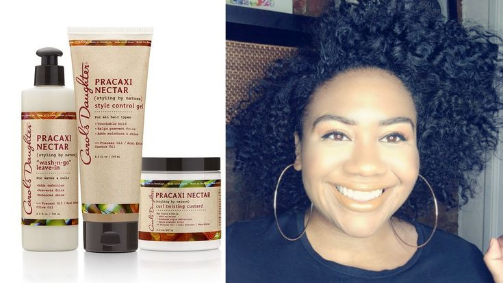 Brande Victorian does a twist out using the new Carol's Daughter Pracaxi Nectar Collection. Check out her review.