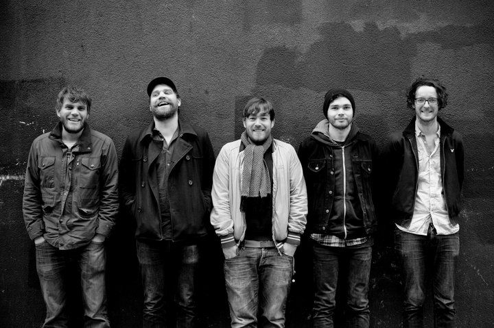 NEWS: The alternative band, Frightened Rabbit, have announced a U.S. headline tour, for April and May. Caveman will be on the tour, as support. Details at http://digtb.us/1WsfyZ1