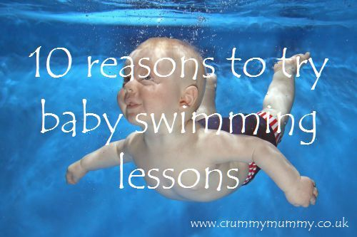 10 reasons to try baby swimming lessons & 10% Puddle Ducks discount code!