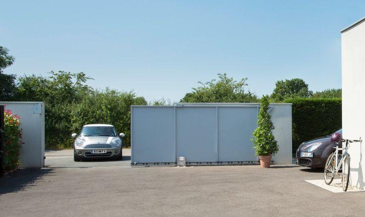 Cancelas batientes - Puertas correderas electricas | Somfy