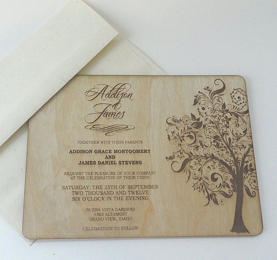 wood wedding invitations 28 best images about wedding enchanted forest invitations 1480