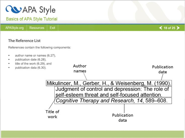 apa style reference Apa style essentials degelman (2009) summarizes guidelines for the use of apa writing style d example of apa-style references: go to.