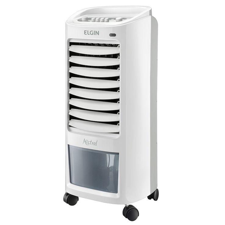 [CLIMA_MOB] Climatizador de Ar 3 velocidasdes 7 Litros - 189,00