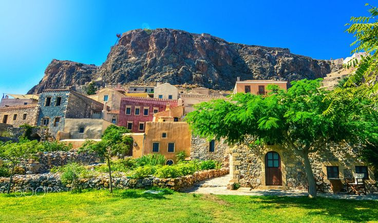Monemvasia by Panagiotis Papadopoulos on 500px
