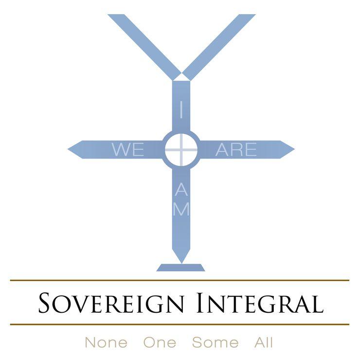 Sovereign Integral Symbol.