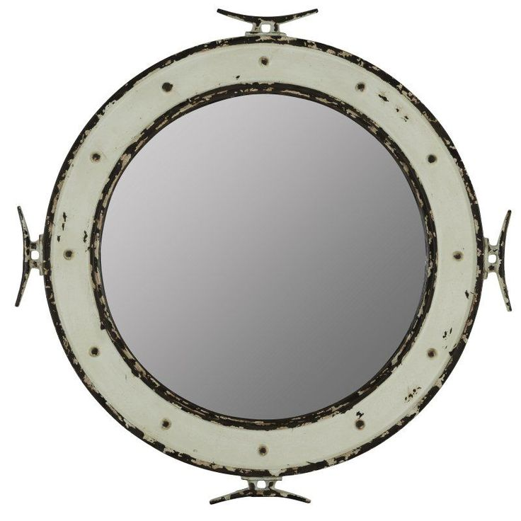 Cooper Classics Nautical Wall Mirror - 27W x 27H in. - 41008