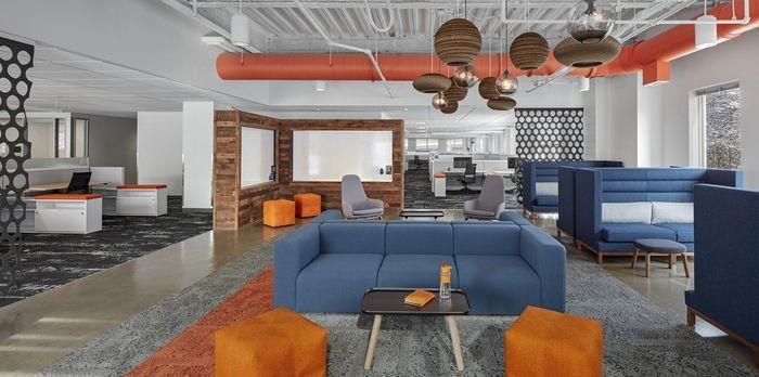 HubSpot Offices - Cambridge - Office Snapshots