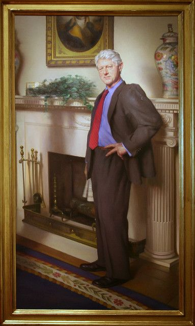 William Jefferson Clinton, Forty-second President (1993–2001)