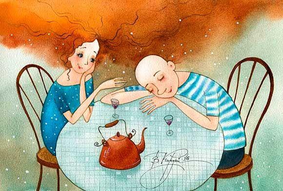 чайник вина (Виктория Кирдий)