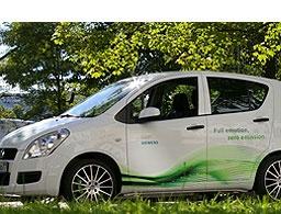 Sauber, leise und effizient – die Mobilität von morgen ist Elektromobilität! Die Stromtankstelle wird in Zukunft häufiger am Straßenrand zu sehen sein. In den großen Städten sind diese schon völlig normal, auf dem Land werden sie noch ausgebaut. #Elektroauto