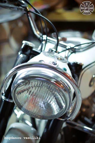 #motorcycle #BMW #R51 #restoring  #detail by spiros litsas http://spiroslitsas.blogspot.com