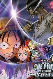 Watch One Piece Movie 5 Online English Subbed. The Straw Hat Pirates take a brake on Asuka Island, home to the Seven Stars Sword. Which is known to be the most valuable sword in the world. But always holds a curse within it. After Luffy...
