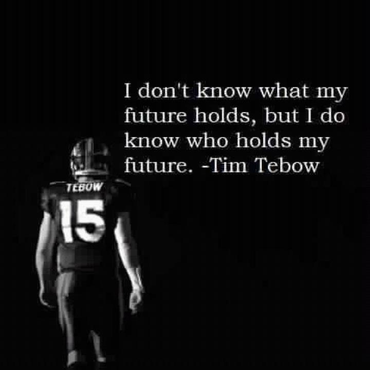 : T Tebow, No Worries, God Is, The God Of Angel Armies, Guys I, So True, Team Tebow, My Man