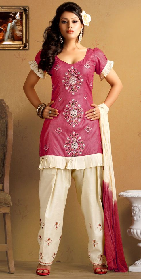 106 best images about patiala suits on pinterest punjabi for Girls suit design