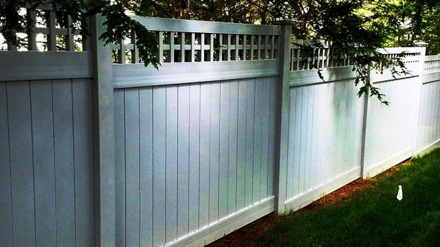458 Best Vinyl Fence Images On Pinterest Privacy Fences