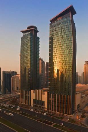 Renaissance Hotel, Courtyard by Marriott & Marriott Executive Apartments Doha City Center & Saray Spa Unveiled in Doha