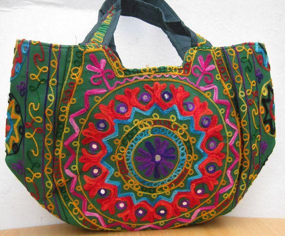 Statement Bag - Floral Paisley by VIDA VIDA tIt8UQ