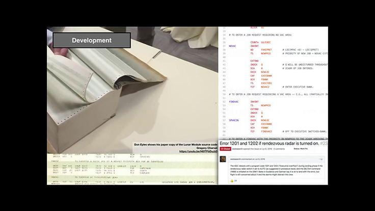 The Ultimate Apollo Guidance Computer Talk [34c3]