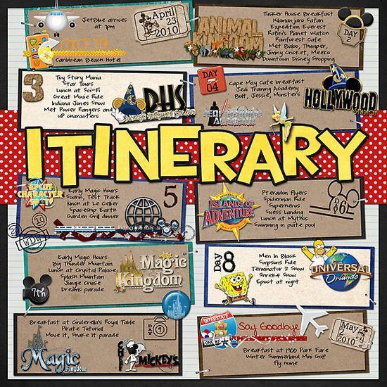 1016 Best Images About Disney Scrapbook Pages On Pinterest
