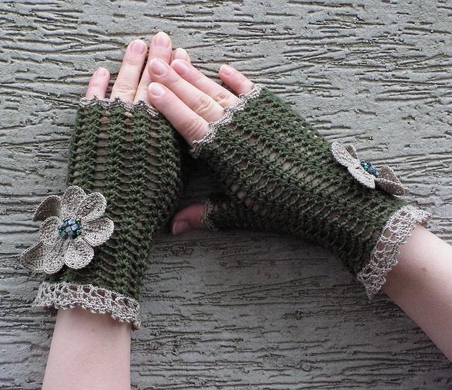 Knitting Hands Brooklyn : Best fingerless gloves images on pinterest crochet