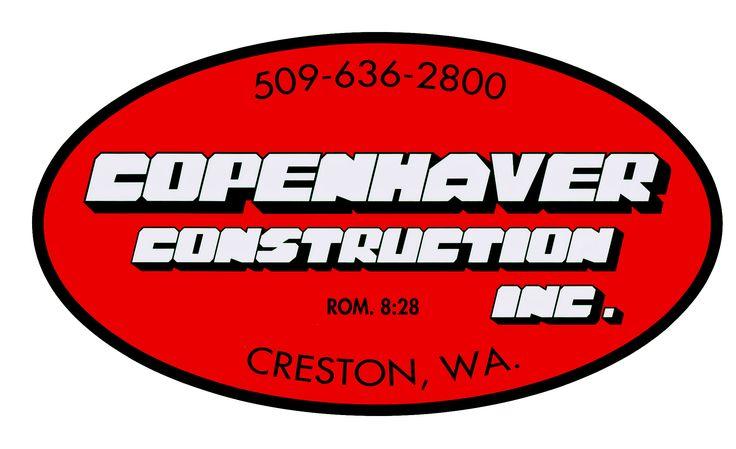 Road Building - Copenhaver Construction Inc