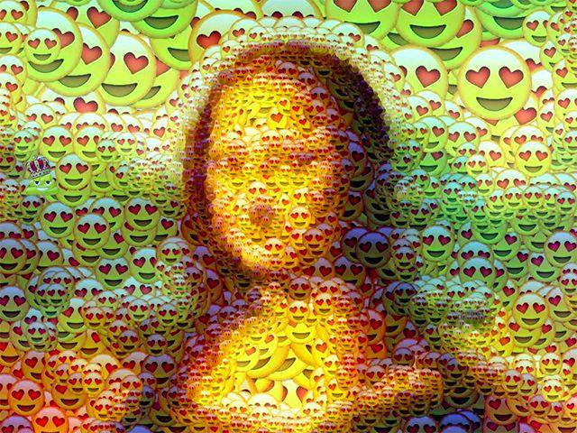 39 best Emoji Art images on Pinterest