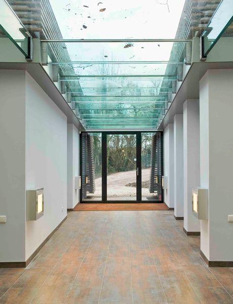 glazen plafond