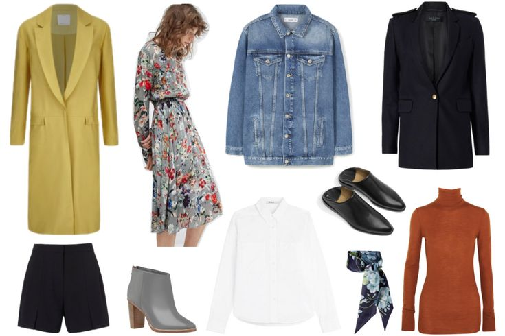 Never wonder what to wear again! My go-to transitional pieces and essential tips…