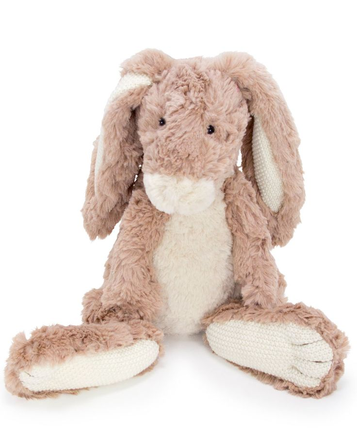 Caramel Large Plush Rabbit - Bardot Junior