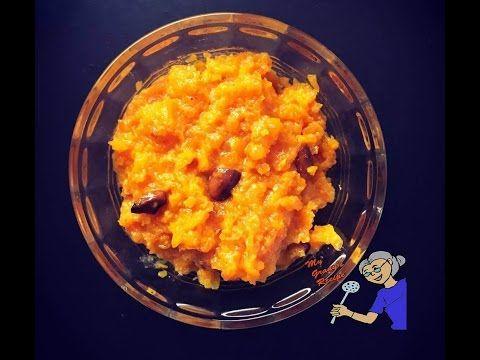 Kajar Halwa /Carrot Halwa