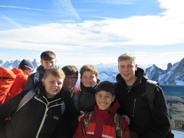 Year 9 French trip to Switzerland 2017