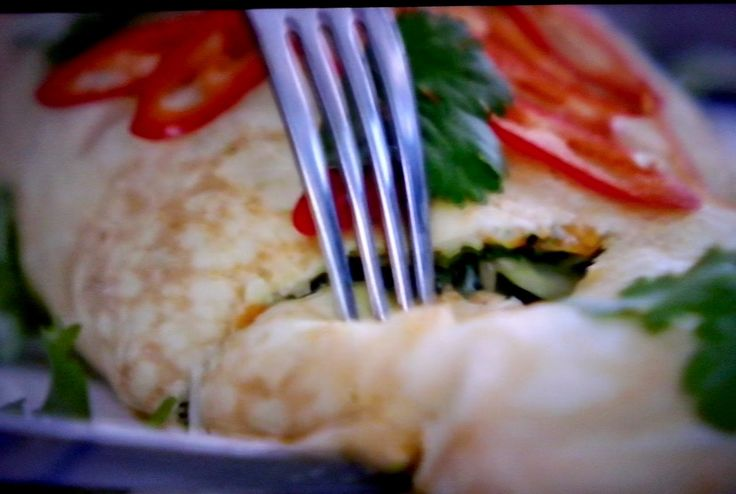 La+cucina+tradotta+di+Jamie:+Omelette+alla+messicana+con+formaggio