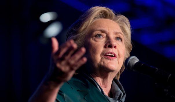 Hillary Clinton Back In L.A. Next Week For Jeffrey Katzenberg & Haim Saban Shindig