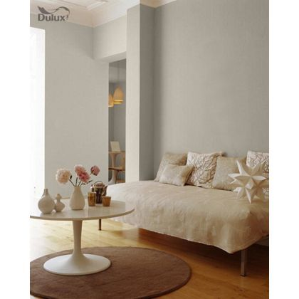 Egyptian Cotton Dulux paint - available now at Homebase in store and online at homebase.co.uk.