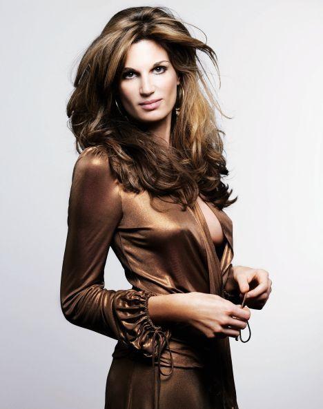 JEMIMA KHAN, British model