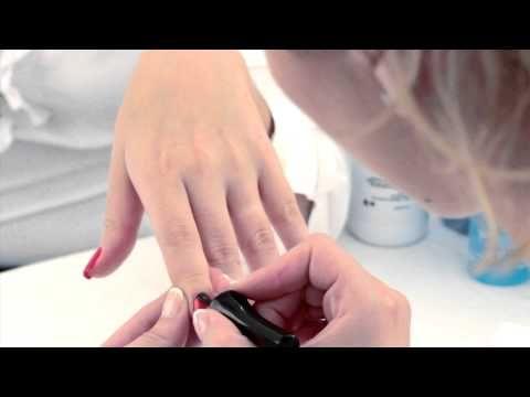 Applicazione smalto gel semipermanente, tutorial gel polish, rimozione smalto gel UV