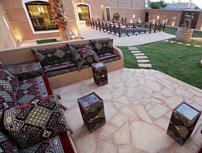 5 من افضل استراحات شمال الرياض الرخيصة Structures Riyadh Sidewalk