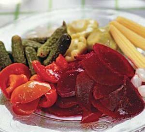 Маринованная свекла по-датски, пошаговый рецепт с фото