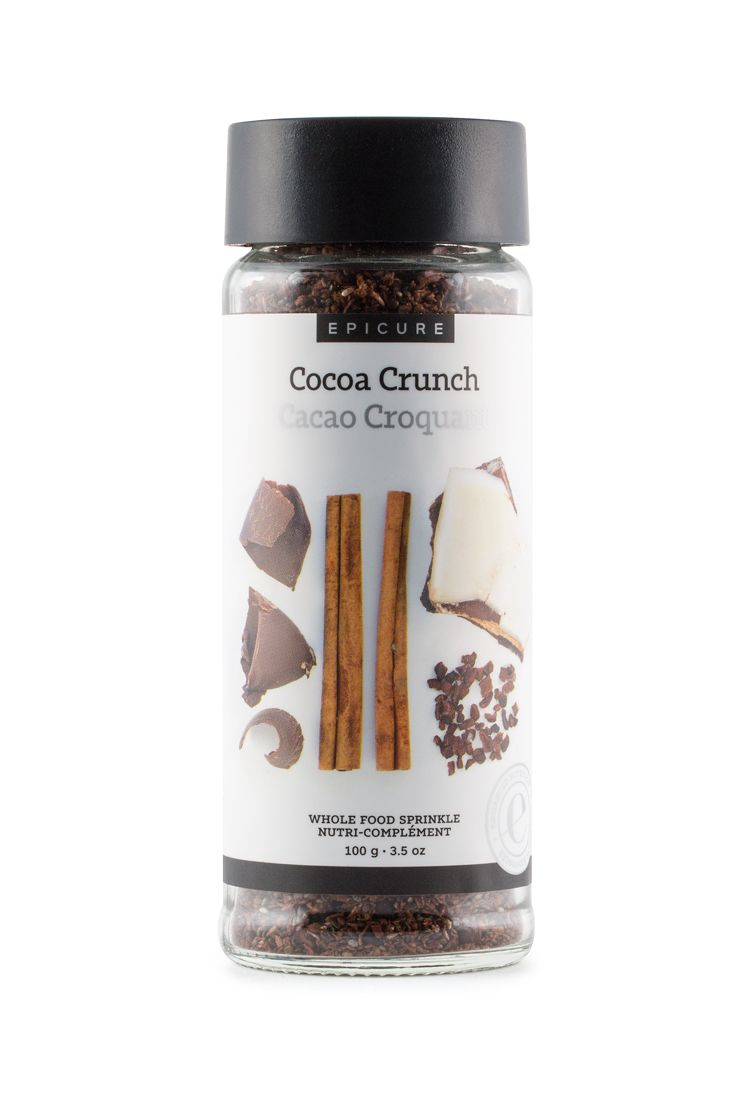 Cocoa Crunch Whole Food Sprinkle