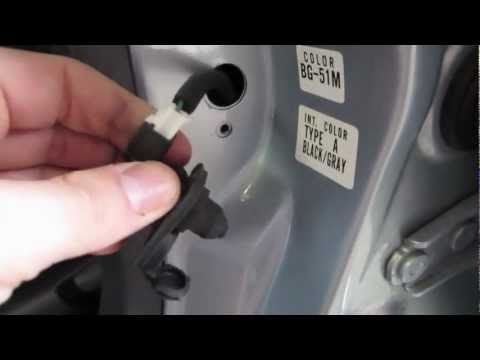 Fixing Honda Civic Door Jamb Switch And Headlight Buzzer