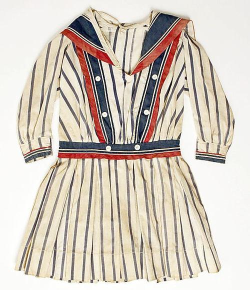 Child's Dress  1910  The Metropolitan Museum of Art