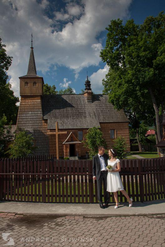 Photography session after wedding. / Sesja plenerowa po ślubie.