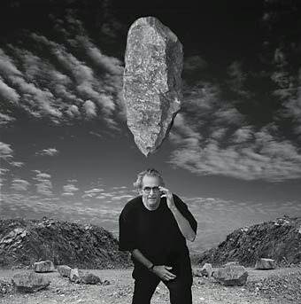 Jerry Uelsmann - father of surrealism. LOVE