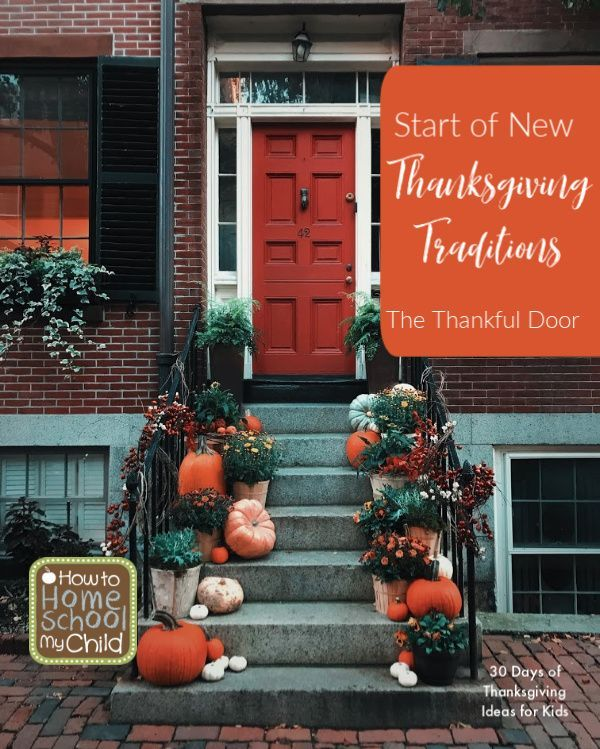 The Start Of New Thanksgiving Traditions In 2020 Thanksgiving Traditions Autumn Activities For Kids Thanksgiving Fun