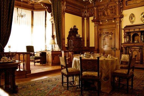 Les presentamos, el interior del castillo de Peles... ¡Maravilloso!